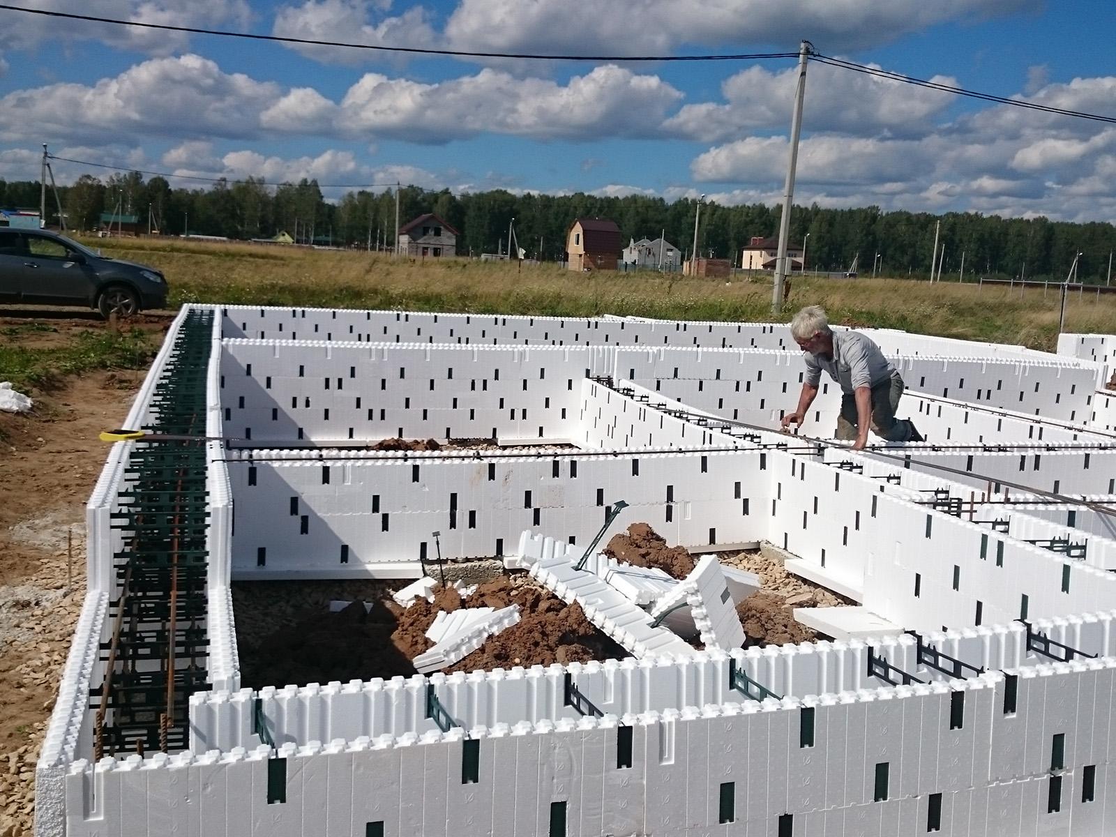 8 материалов для несъёмной опалубки под фундамент : делаем своими руками 20